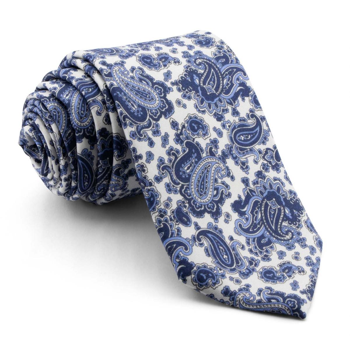 Corbata-Blanca-Cachemir
