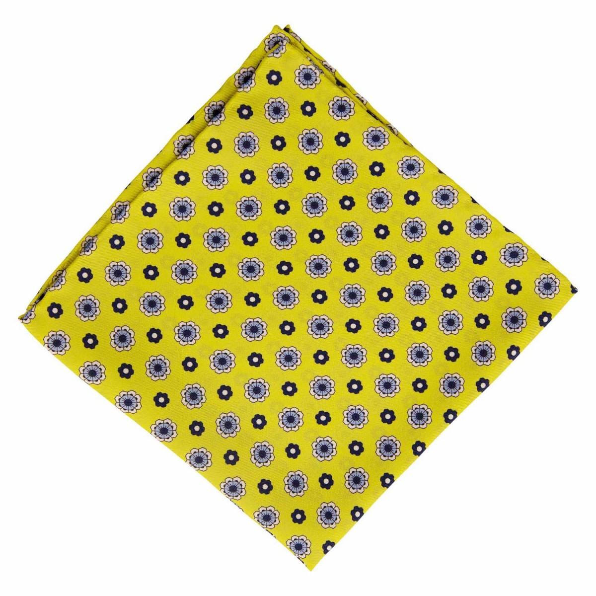 Panuelo-Amarillo-Dibujos-Azules