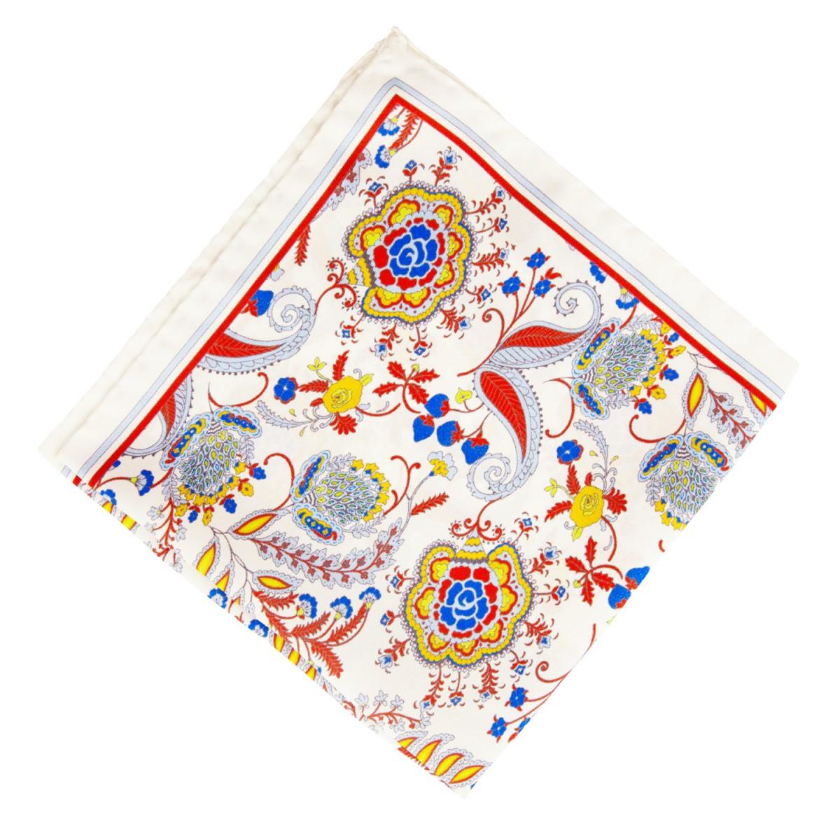 Panuelo-Blanco-Flores-Azul-y-Rojo